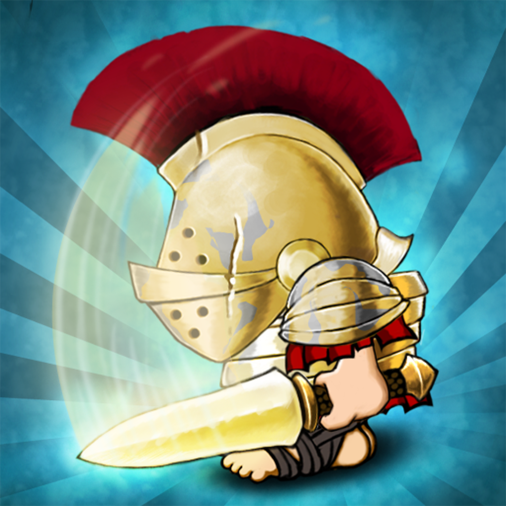 Spartans vs Vikings iOS