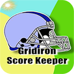 Gridiron Score Keeper